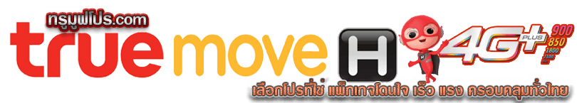 Header TruemoveH 12Call Promotion